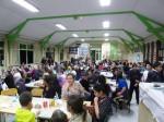 Au moins 200 jeunes et moins jeunes Courneuviens ont répondu présents à l'invitation
