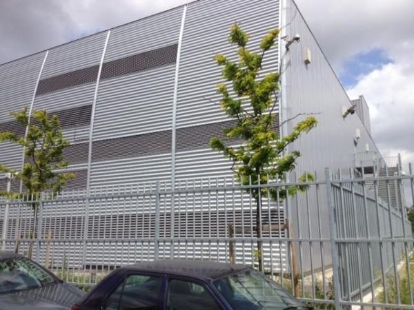 Data Center d'Interxion, à la Courneuve (JL).